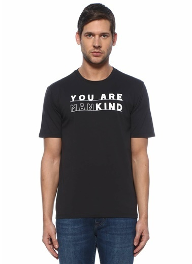 7 For All Mankind Polo Yaka T-shirt Lacivert